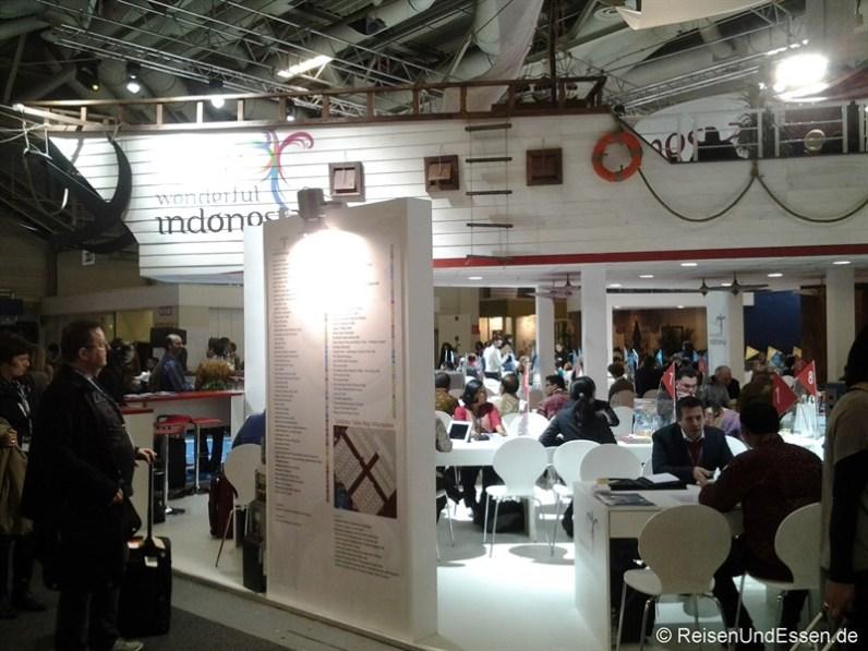 Indonesien auf der ITB