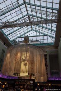 Atrium im Radisson Blu Bremen