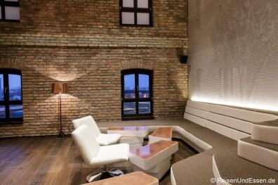 Executive Suite im Radisson Blu Old Mill
