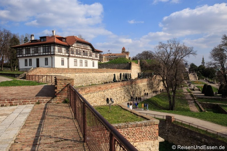 Festung in Belgrad