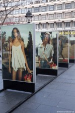 Fussgängerzone in Belgrad