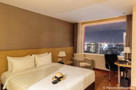 Zimmer im Hotel Santika Gubeng Surabaya