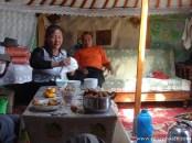 Jurte - Wüste Gobi - Mongolei