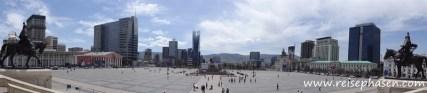 Ulaanbaatar - Mongolei