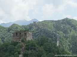 Chinesische Mauer - Peking