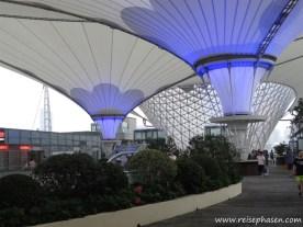 Dachgarten der Mall