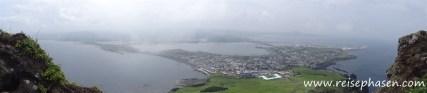 Panorama Jeju Island - Südkorea