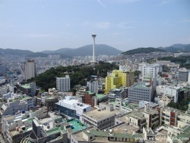 Skyline - Busan - Südkorea