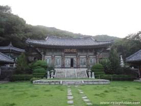 Beomeosa Tempel - Busan - Südkorea