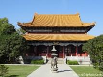Chinesisches Kloster