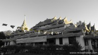 Myanmar Kloster