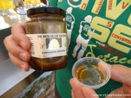 bester Honig - Zimthonig