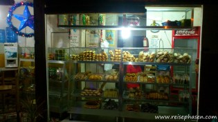 überall auf den Philippinen gibt es Bäckereien