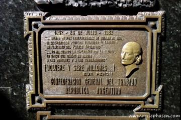 Eva Peron alias Evita
