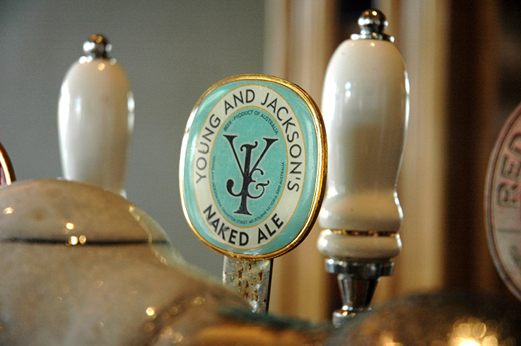 Naked Ale aus Melbourne