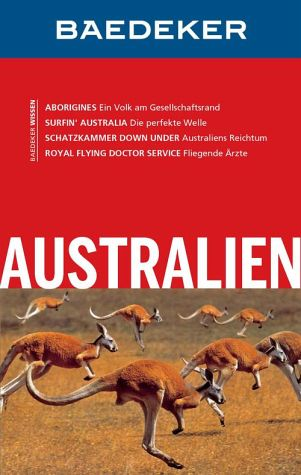 Baedeker Australien 2013