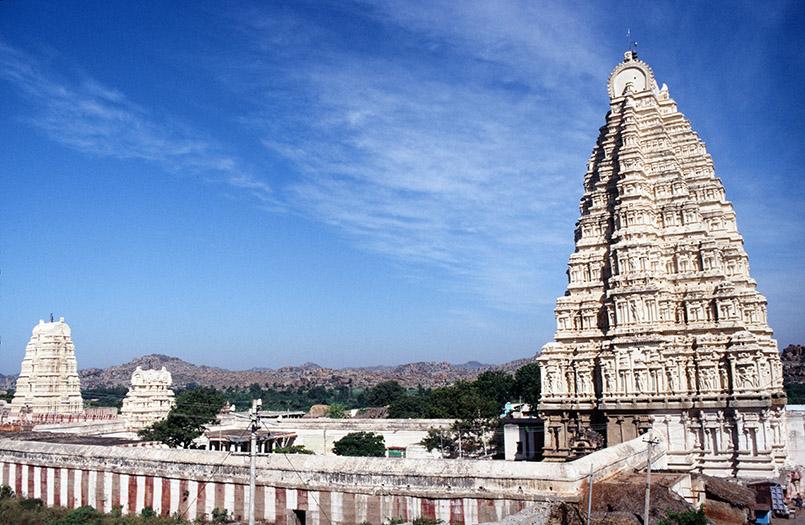 Vijayanagar: Virupakshatempel