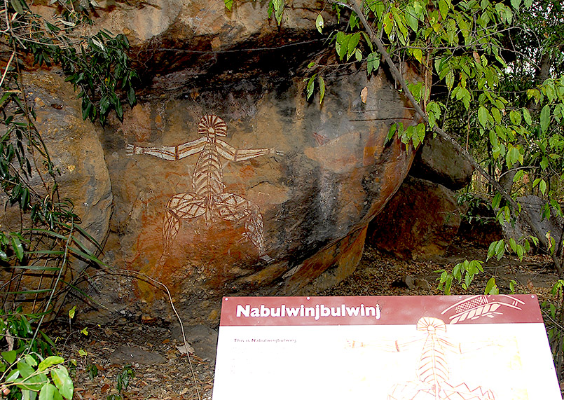 Kakadu National Park: Nourlangie Rock