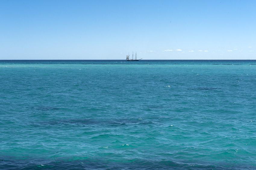 Anreise übers Meer: Rottnest Island lässt sich gut per Fähre oder eigenem Boot erreichen