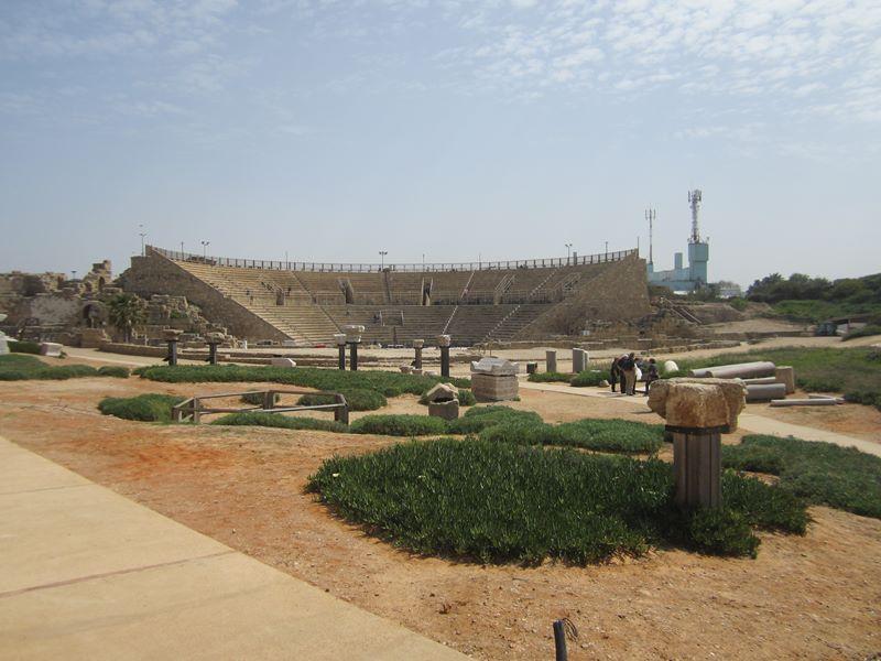 Amphitheater von Caesarea