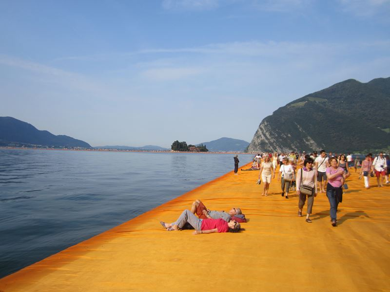 Floating Piers 7