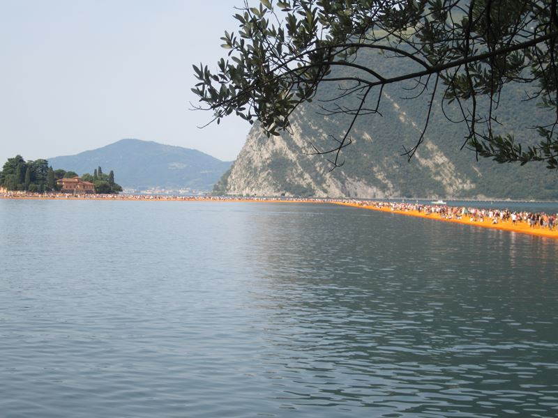 Floating Piers 8