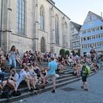 Stiftskirche mit Tüberinger Studenden