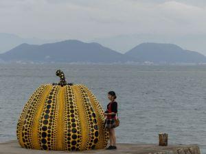 Kunst auf Naoshima