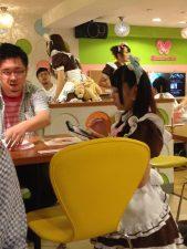 Maid im Cafe@home