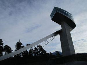 der Turm mit dem Sky-Restaurant