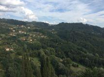 Durch die Wälder der Garfagnana