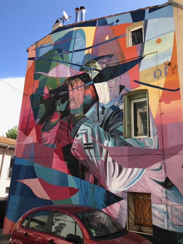 Wandmalerein
