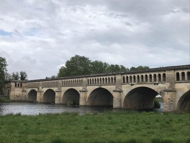 Aquäduktbrücke