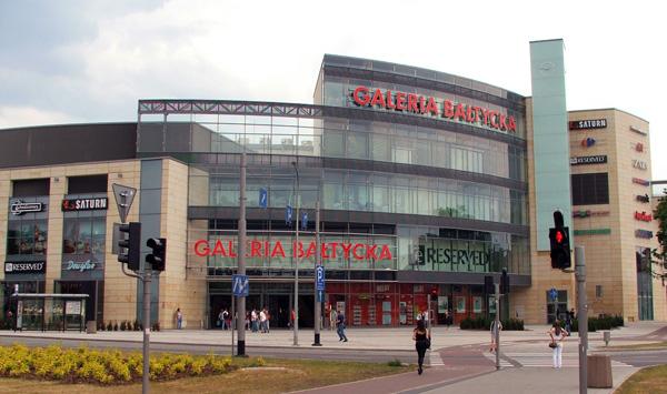 Galeria Baltycka