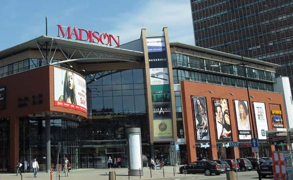 shopping Gdansk Madison