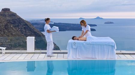 Santorini luksushotell