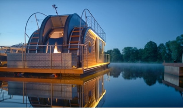 Berlin, Hausboot,