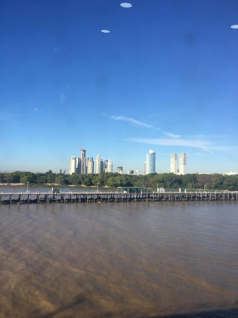 Buenos Aires nach Uruguay