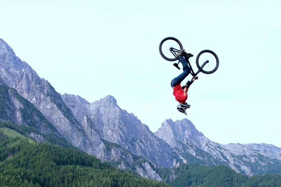 Downhill Mountainbike Leogang