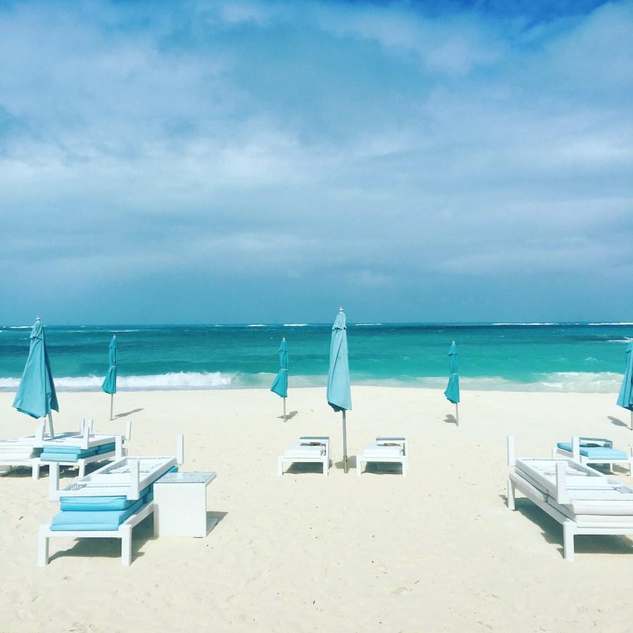 Anguilla Strand Shoal bay