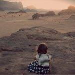 Jordanië: over de oudheid en de vrijheid