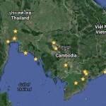 Zomervakantie: 3 weken backpacken door Zuid-Oost Azië