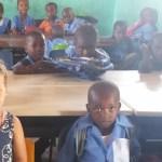 Gambia: het binnenland en de compounds