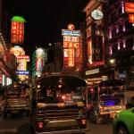 Bangkok: tempels, streetfood en heel veel gekte