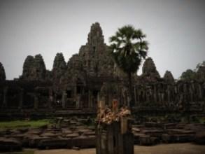 Bayon tempel, Angkor, Cambodja