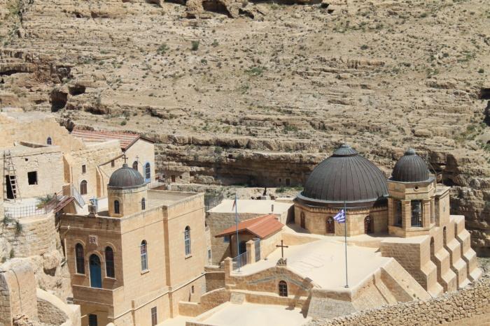 Mar Saba klooster, Palestina