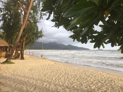Schommelfoto voor de strandliefhebbers ;)