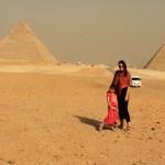Op rondreis door Egypte: Caïro en de pyramides