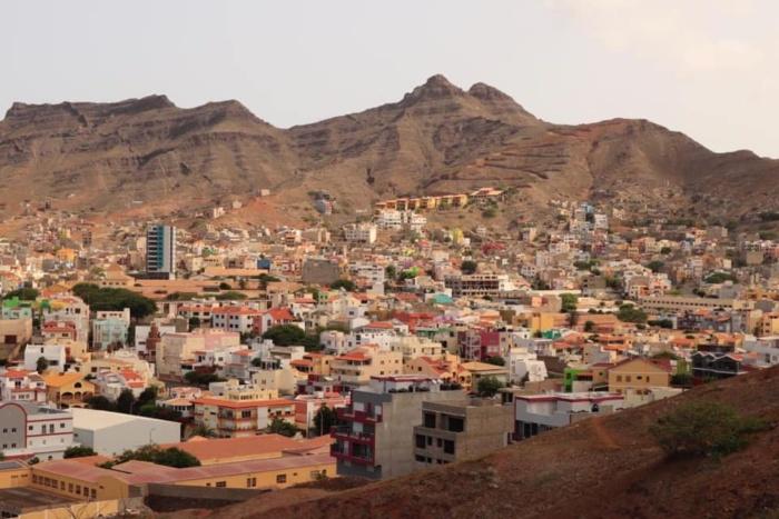 Mindelo Kaapverdië