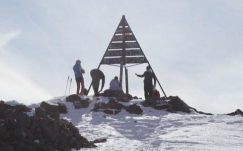 Climb Mount Toubkal
